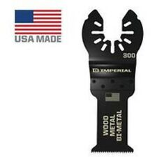 IMPERIAL IBOA300-10 10PK  ONE FIT OSCILLATING TOOL DRYWALL & WOOD CARBON BLADES