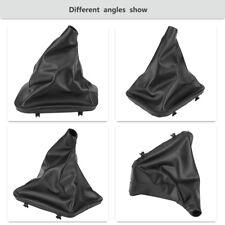 Leather Shifter Shift Knob Gear Gaiter Boot Cover for  E30 E34 E36 E46 Z3 BD