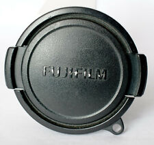 Fujifilm 46mm edge pinch lens cap.