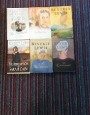 BEVERLY LEWIS LOT OF 6 PB NOVELS
