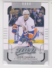 2015-16 Upper Deck MVP #112 John Tavares New York Islanders Silver Script