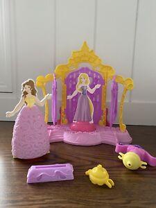 Play-Doh DISNEY Design Dress Boutique Belle Rapunzel