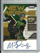 Marty Turco 01/02 Stadium Club Autograph