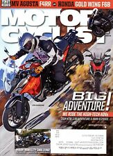 Motorcyclist Magazine May 2013 TKM 1190 Adventure & BMW R1200GS