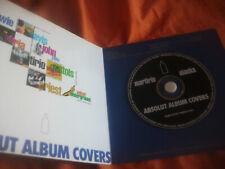 FANGORIA, MARTIRIO, ABSOLUT COVERS, CD PROMO LIMITADO, EL REO, CIERRA LOS OJOS