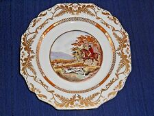 Equestrian Plate Decorative Collector Wall Hanging Plate