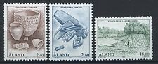 Aland/Åland 1994, Stonage set, Slania, full set MNH