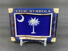 2019 GOODWIN CHAMPIONS CIVIC SYMBOLS SOUTH CAROLINA USF-8