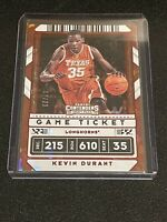 2020 Panini Contenders Draft Kevin Durant Red Cracked Ice /23 SP Texas🔥 🔥🔥
