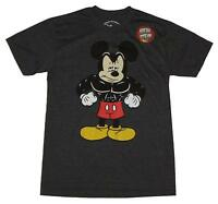 Disneyland Buff Muscle Mickey Mouse World Fun Adult Men's Graphic T-Shirt Tee