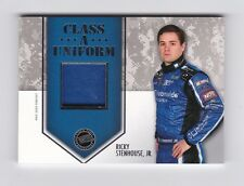 2014 Am Thunder CLASS A UNIFORM SILVER Ricky Stenhouse Jr. BV$8! SCARCE!