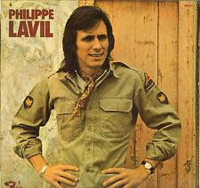 """PHILIPPE LAVIL """"AVEC LES FILLES JE NE SAIS PAS"""" 70'S LP"""