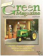John Deere Model 1010 tractor, New Generation Steering