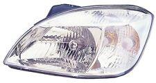 Headlight Assembly Left/Driver Side Fits 2006-2008 Kia Rio Sedan/Rio5