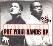 Black & White Brothers - Put Your Hands Up - CDM - 1998 - House 7TR DJ Tonka