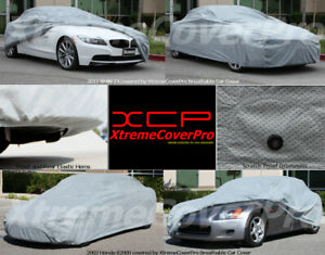 High Quality Breathable Full Car Cover Water Resistant PORSCHE BOXSTER 2004+