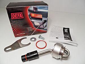 Engine Heater Element DEFA 411560 for RENAULT CLIO LAGUNA MEGANE SUZUKI VOLVO