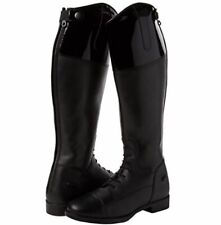 TOGGI Cayman Long Leather Horse Riding Boots Zip Ladies/Mens - On Sale v Cheap