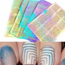 Stamping Vinyls Nail Art Tools Manicure Tips Nail Art Transfer Stickers