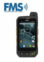 NEW SONIM XP7 XP7700 16GB BLACK/YELLOW RUGGED FREE INTERNATIONAL SHIPPING