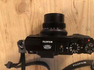 Fujifilm FinePix X30 12.0MP Digital Camera