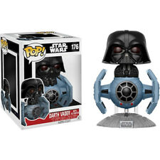 Funko Pop Star Wars Darth Vader With Tie Fighter, Nuevo