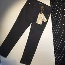 Pinc jeggings leggings pants Nwt 4 years 4T black denim