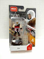 Mega Construx Heroes Series 4 Assassin's Creed Ezio GBG37 New!