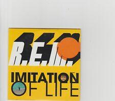 REM- Imitation Of Life UK promo cd single.