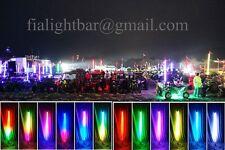 10PCS 5Pairs 4ft Dream Color Chaser LED  Whips Multicolor ATV UTV 4WD LED Light