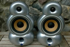 2 x Minipod Podspeakers (B&W, Scandyna), Blue Room Loudspeakers, Ltd., England