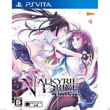 Valkyrie Drive Bhikkhuni PS Vita Playstation Sony Japanese Japanzon