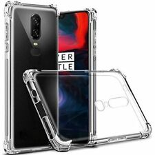 Full Protective Clear Case TPU Phone Cover For OnePlus BlackBerry Google Nokia