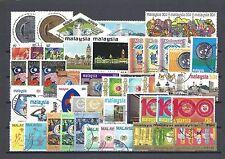 MALAYSIA 1971-55 Commemorative Sets Cat £50.55
