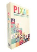 Walt Disney 22 Pixar Movie Collection Lot DVD 11-Disc Region 1 US Fast shipping