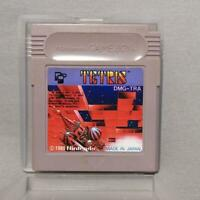 USED Gameboy Nintendo TETRIS 1.1 Version Cartridge Only GBC JAPAN OFFICIAL