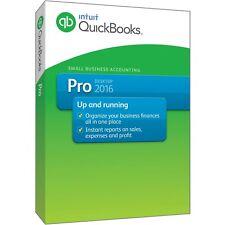 Quickbooks Pro Desktop 2016 genuine lifetime license key for windows worldwide