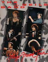 J GEILSBAND 1982 FREEZE FRAME TOUR CONCERT PROGRAM BOOK / PETER WOLF / EX 2 NMT