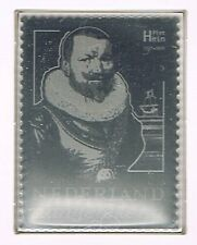 Nederland Persoonlijke zilveren postzegel 2878-A-1 Piet Hein - Zeehelden