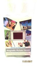 Magnetic Picture Viewer LCD Display 60 Photos NIB