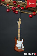 Officially Licensed Fender 50s Select Stratocaster Mini Guitar Holiday Ornament