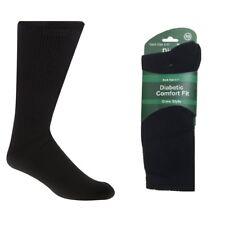 4pk 1 Diabetic Socks 85 Bamboo Work Socks Medical Loose Top Cushion