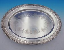 Louis XIV by Towle Sterling Silver Demitasse Tea Tray #98166 37.7ozt. (#4555)