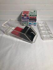 8 Deck Bundle Cards Dealer Shoe Poker Blackjack Card Holder Casino Gambling