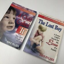 LOT Of 2 A Child Called It & The Lost Boy By Dave Pelzer