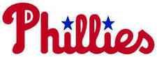 PHILADELPHIA PHILLIES Vinyl Decal / Sticker ** 5 Sizes **