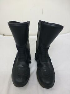 Tourmaster Solution Water Proof Air Men's Road Boots - US 12.5 UK 47 - Velcro