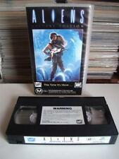 Special Edition Sci-Fi & Fantasy Aliens VHS Movies