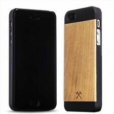 Woodcessories Handcrafted Case for Apple iPhone 5 / 5S / SE BAMBOO NEW