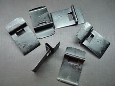 6 pcs 1973 Ford moulding clips NOS D3AB-170817AA